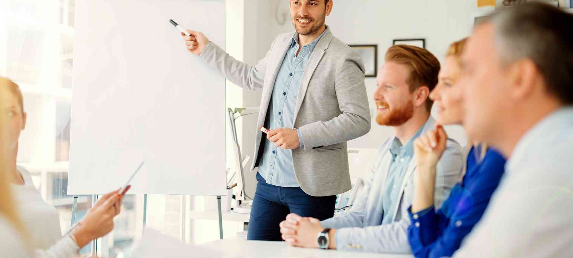 Aher Consulting Group - User Training services