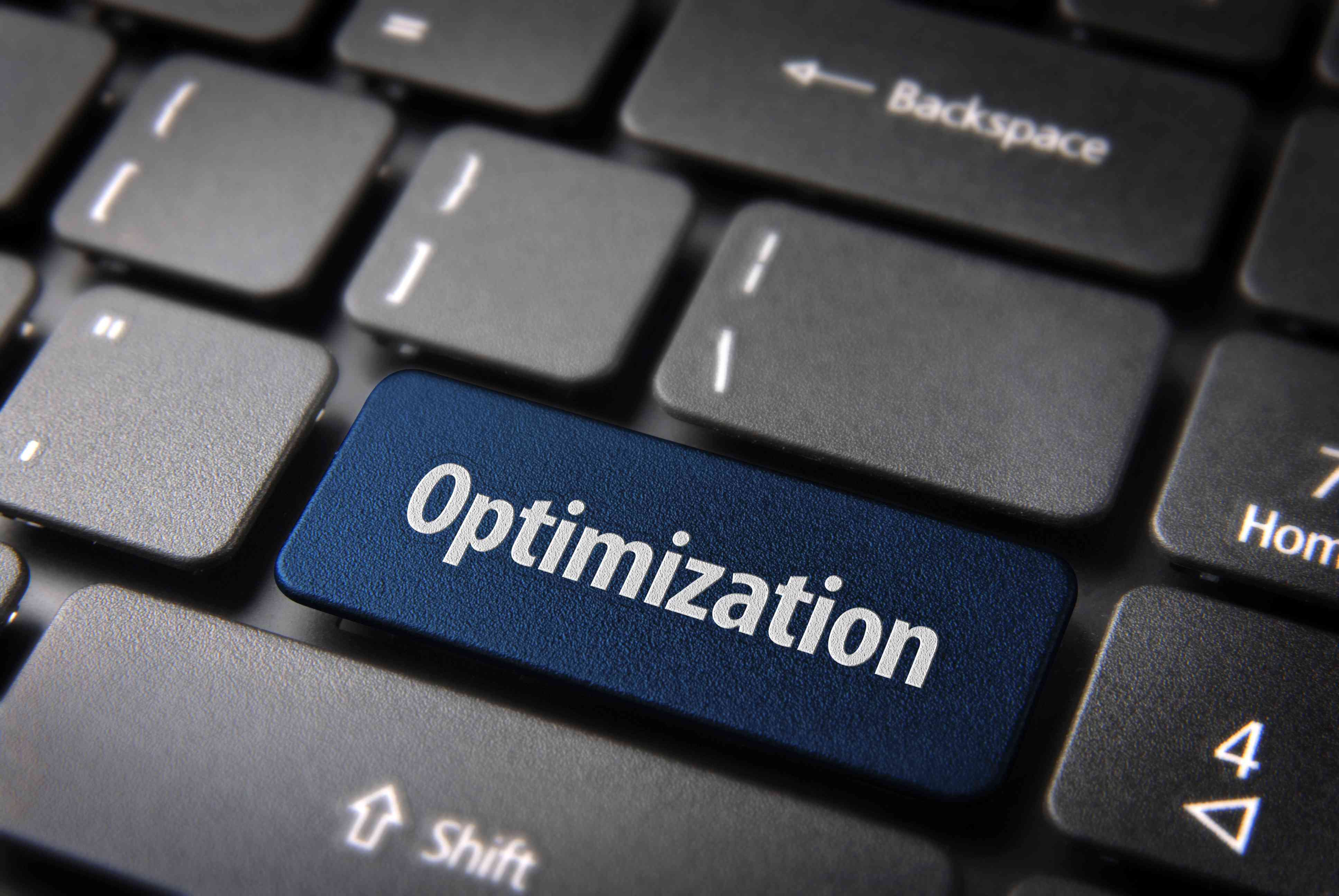 Aher Consulting Group - Optimization services
